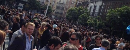 Salvador Square is one of 101 cosas que ver en Andalucía antes de morir.