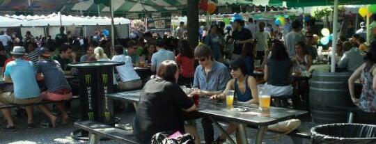 Bohemian Hall & Beer Garden is one of NYC summer bucket list.