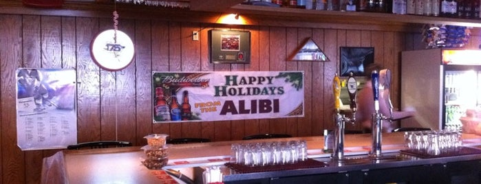 The Alibi is one of Guide to Johnstown's best spots.