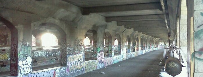 Rochester Subway and Broad St Aqueduct is one of The Rochestarian's Bucket List #ROC.