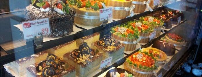 RT Pastry House (雅特面包菓子工房) is one of Must-visit Food in Petaling Jaya.
