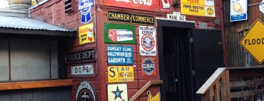 Lone Star Saloon is one of Homobiles Drivers' Guide to SF.