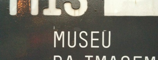 Museu da Imagem e do Som (MIS) is one of em Sampa.