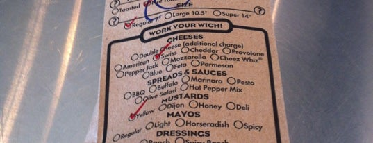 Which Wich? Superior Sandwiches is one of 새소식.