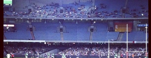 Docklands Stadium is one of Quintessential Melbourne.