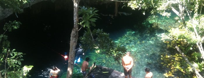 Grand Cenote is one of Tulum.