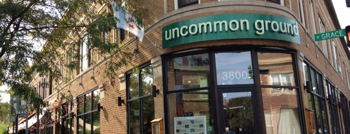 Uncommon Ground is one of To do.