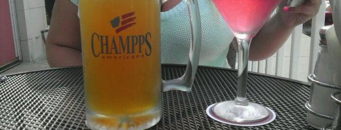 Champps Americana is one of Bar Food Heaven.