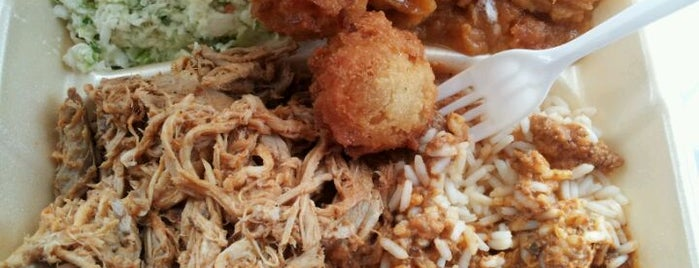 D & H Bar-B-Que is one of South Carolina Barbecue Trail - Part 1.