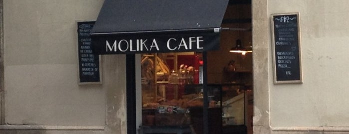 Molika Cafe is one of Cosy coffees.