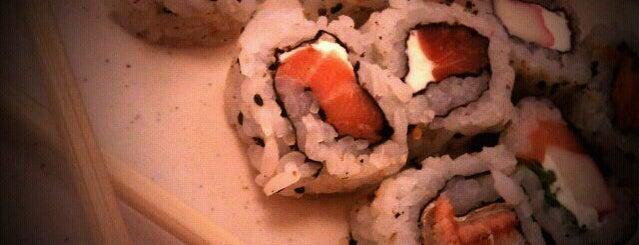 Uramaki Sushibar is one of Melhores sushis.