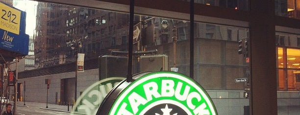 Starbucks is one of Every Starbucks in NYC.