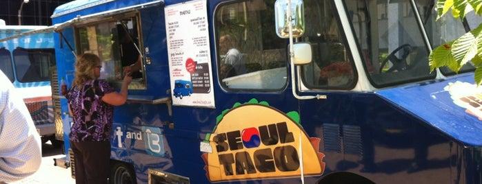 Seoul Taco is one of Saint Louis Food Trucks.