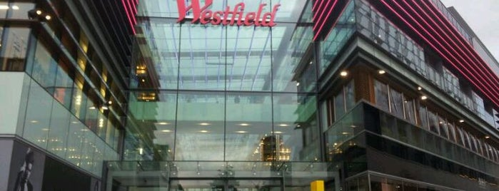 Westfield Stratford City is one of London.