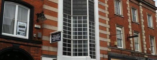 Halifax is one of arts décoratifs de Newark.