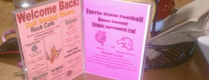 FSU Westview Dining is one of Ferris.