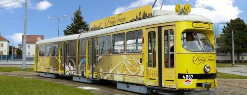 Vienna Ring Tram is one of Vienna City Badge - Blue Danube.