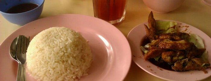 Mancongkam Chicken Rice is one of Makan @ Shah Alam/Klang #1.