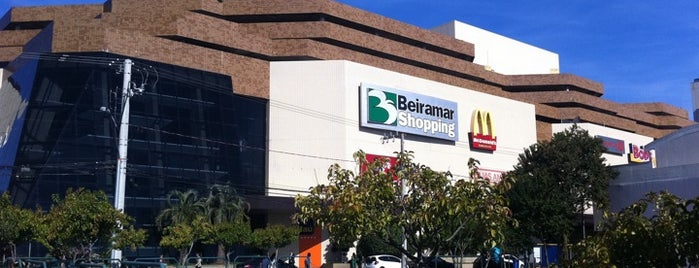 Beiramar Shopping is one of Beiramar Shopping.