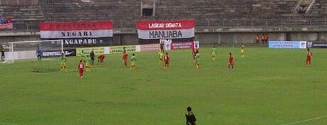 Stadion Kapten Dipta is one of #PasoepatiNet.