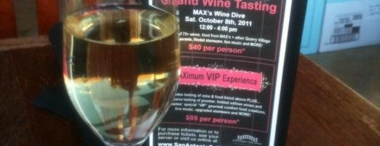 Max's Wine Dive San Antonio is one of Restaurants.