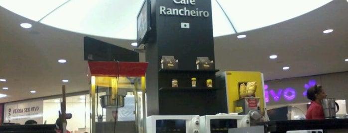 Cafeteria Rancheiro is one of Melhores Café de Goiânia.