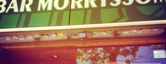 Bar Morryssom is one of The FoodHunter DimasEnrik AC.
