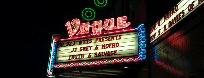The Vogue Theater is one of Top picks for Nightclubs.