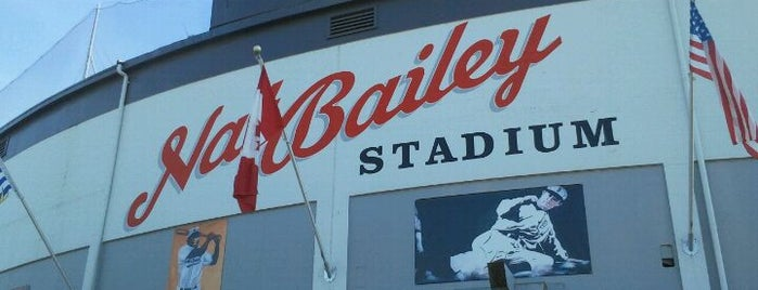 Scotiabank Field at Nat Bailey Stadium is one of Vancouver Events.