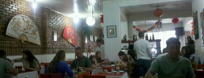 Muralha da China is one of Favorite food/drink places in Porto Alegre, Brasil.
