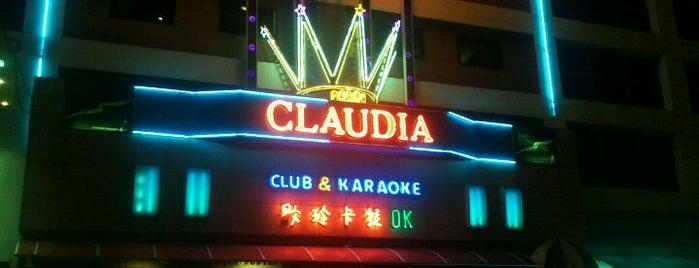 Claudia Club is one of All Bars & Clubs: TalkBangkok.com.
