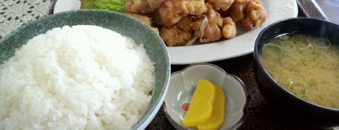 力食堂 is one of テラめし倶楽部 その1.