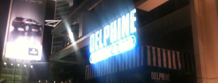 Delphine is one of Los Angeles.