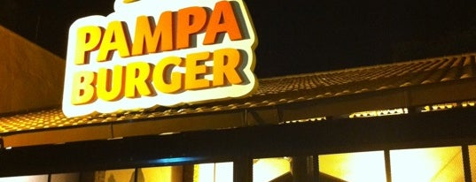 Pampa Burger is one of Favorite places.
