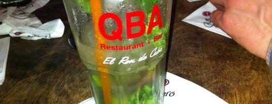 Qba Restaurant is one of My Berlin.