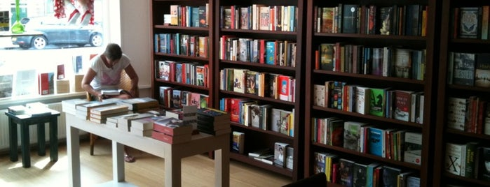 Java Bookshop is one of The Pop-Up City Guide to Amsterdam.