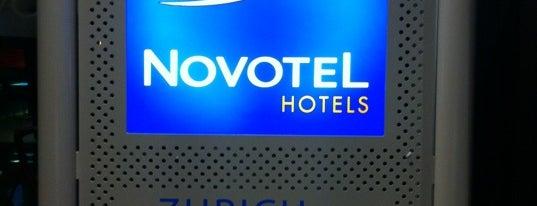 Novotel Zurich City-West is one of Hotel.