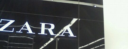 Zara is one of ParkShoppingSãoCaetano.
