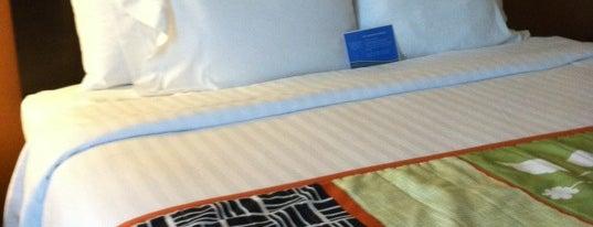 Fairfield Inn & Suites is one of Gary's List.