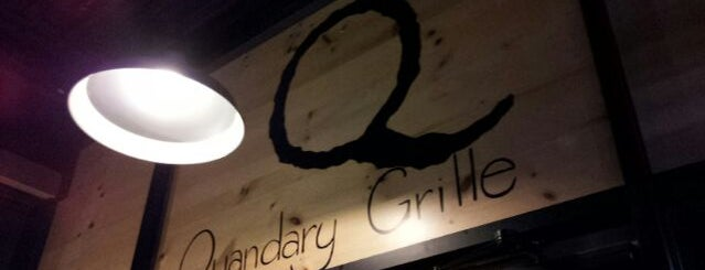 Quandary Grill is one of Best Bars in Colorado to watch NFL SUNDAY TICKET™.