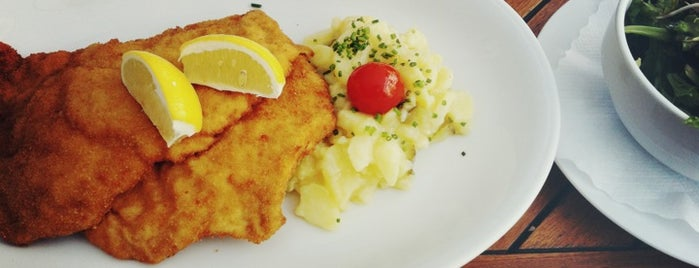 Weltrestaurant Markthalle is one of Berlin - Best Schnitzel in Berlin.