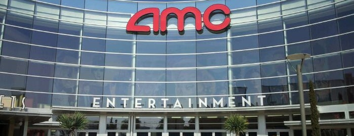 AMC Del Amo 18 is one of south bay beach cities.