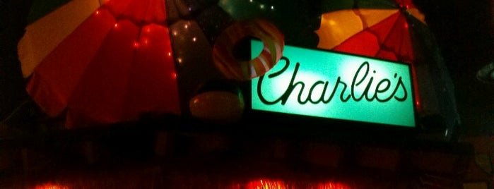 Charlie's Las Vegas is one of Places to check out.