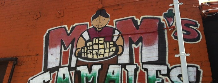 "Mom's Tamales is one of ""Diners, Drive-Ins & Dives"" (Part 1, AL - KS)."