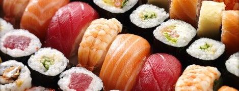 Sushi hama is one of Sushi Love.