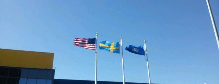 IKEA New Haven is one of The Haven's of New Haven #4sqCities.