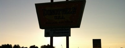 Donutville USA is one of Dearborn.