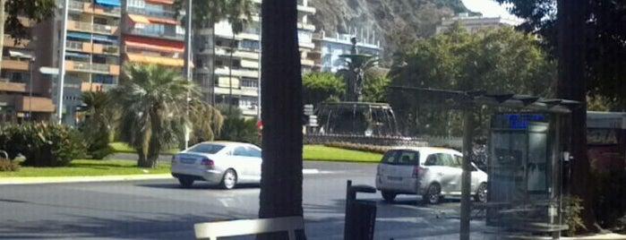 Plaza del General Torrijos is one of Zone di Málaga da visitare.