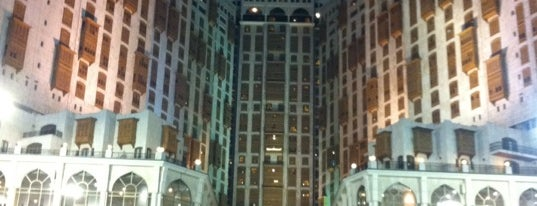 Makkah Hilton & Towers | فندق وأبراج مكه هيلتون is one of الاول.