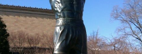 Rocky Statue is one of Local stuff to do.
